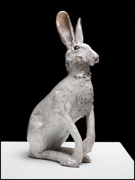 Hare, approx. 30cm