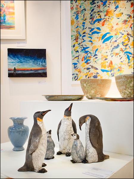 Penguins at Wooburn
