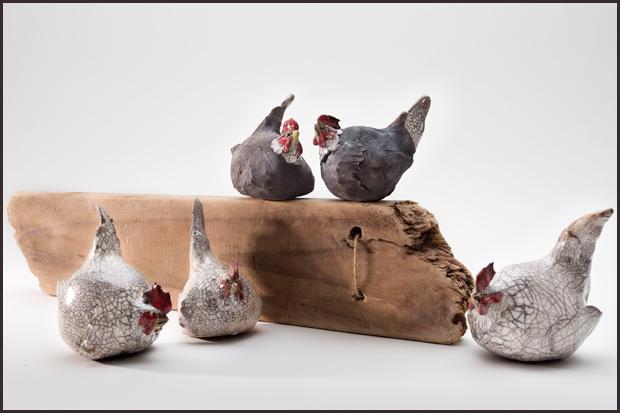 Cheeky micro chicks